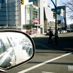 Ruas e avenidas de Vancouver