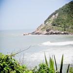 Praias selvagens e muita integração com a Natureza