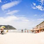 Panorâmica da Praia de Grumari