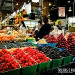 Frutas com cores e aromas incríveis
