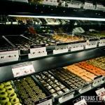 Chocolates de diversos sabores