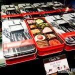 Chocolates artesanais no Mercado Público
