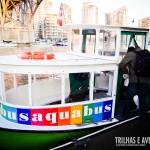 O colorido Aquabus
