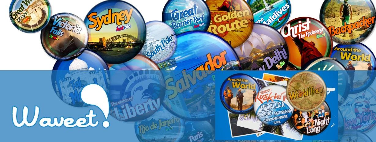 Waveet é a primeira rede social de rotas do mundo
