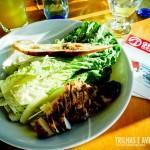 Salada Ceasar com Tiras de Frango - Altitudes Bistro