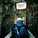 Todos prontos para as tirolesas do Ziptrek Ecotours?