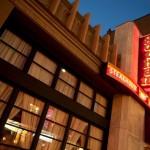 Fachada restaurada do Restaurante Gotham | Foto: Divulgação