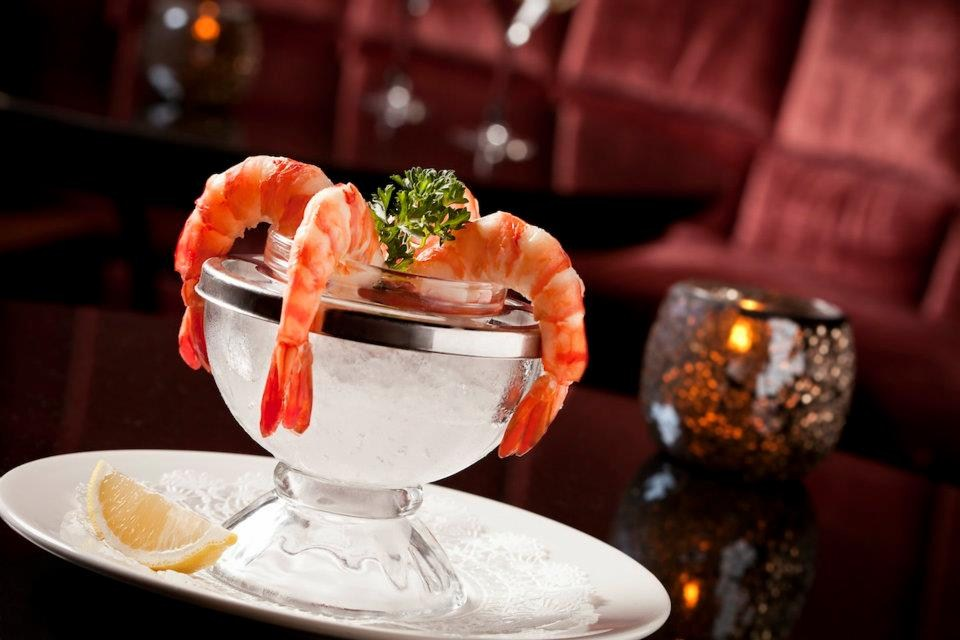 Taça de Camarões do Gotham Steakhouse | Foto: Divulgação