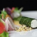 Os pratos vegetarianos também tem seu espaço | Foto: Divulgação Raincity Grill