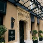 Fachada reformada do St. Regis Hotel | Foto: Divulgação