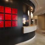 Recepção do St. Regis Hotel | Foto: Divulgação