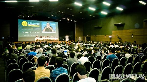 Wi-Fi Grátis durante o 1º Encontro Mundial de Blogueiros em Foz do Iguaçu