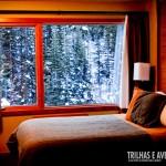 Vista do quarto. Imagina acordar com esta paisagem?