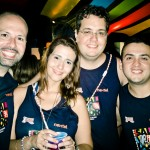 Os blogueiros do #CarnaGOL no Camarote Salvador