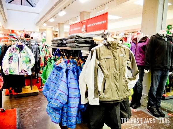 The North Face - uma das melhores marcas de equipamentos para montanha