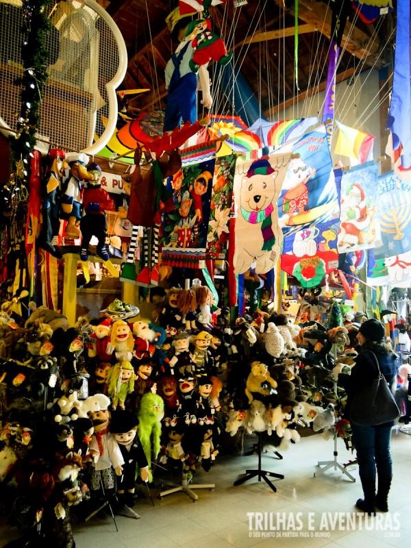 A Kids Market é o paraíso para as crianças em Granville Island