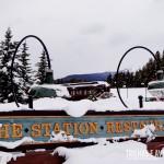The Station Restaurant - Cenário do filme Dr. Jivago