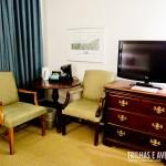 Quartos confortáveis no Mount Royal Hotel