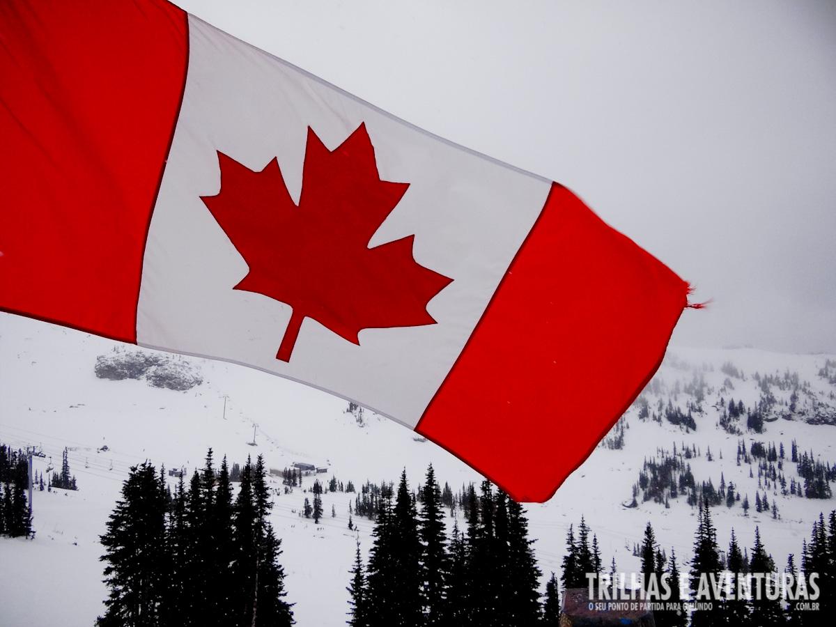 Curta experiências únicas de inverno no Canadá. Você não irá se arrepender.