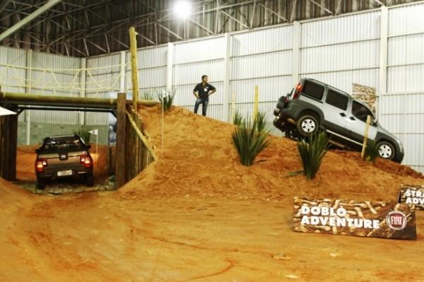 Adventure Sports Fair - Pistas para testes ao vivo!