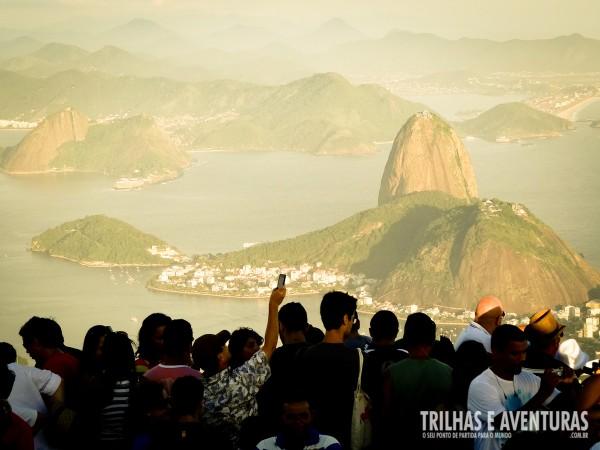O Rio de Janeiro foi citado por ser um dos lugares mais inseguros do Brasil