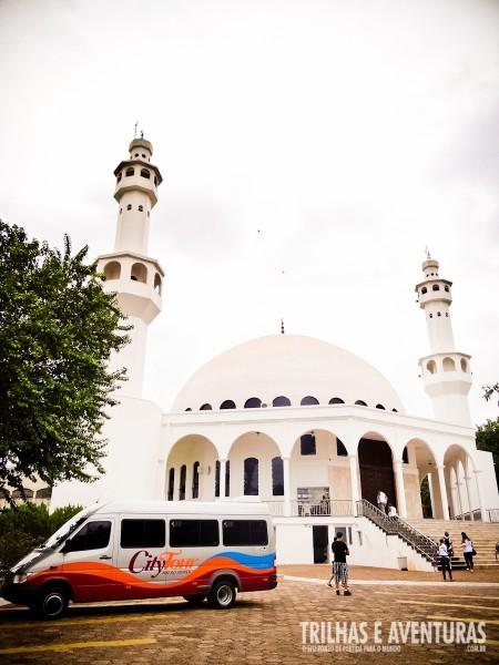Mesquita Árabe em Foz do Iguaçu