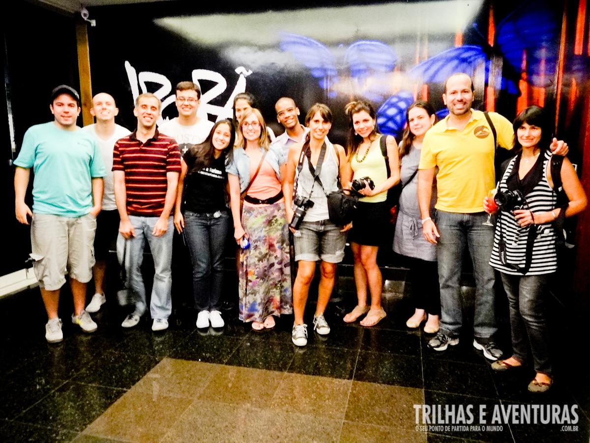 O Iporã Lenda Show foi ainda melhor na companhia dos blogueiros!