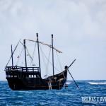 Passeio no Navio Pirata
