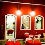 Fachada da Pizzaria Marguerita em Valença