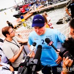 João Signorini é o único participante brasileiro da Volvo Ocean Race
