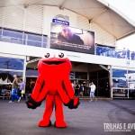 Mascote da Volvo Ocean Race