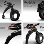 Yike Bike Elétrica