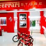 Ferrari Store na SAX