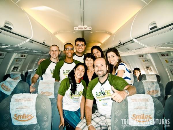 Voltando pra casa com a Gol Linhas Aéreas, nossa parceira aérea oficial do BlogTurFoz