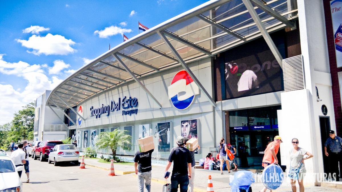 Shopping Del Este no Paraguay