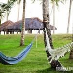 Que tal relaxar nas redes do coqueiral?