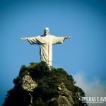 Uma das belas vistas do Favela Tour no Santa Marta
