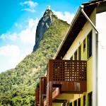 Apartamentos com vistas incríveis no Santa Marta