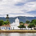 Igreja de Nossa Senhora das Dores em Paraty