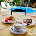 Café da Manhã da Pousada Conchas de Paraty