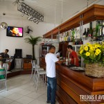 Restaurante Bem Brasil - Ambiente aconchegante e ventilado