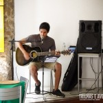 Música ao vivo no Restaurante Bem Brasil