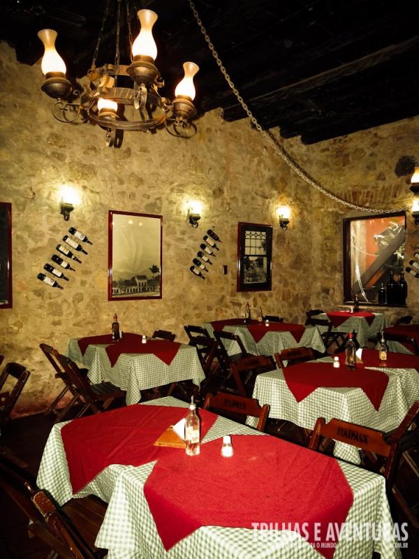 Salão do RestauranteTaberna
