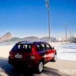 Jeep Compass e a Timeline Física