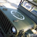 Esta é a Gisella, o Jeep do Barone do Titãs