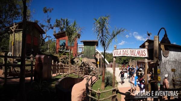Sejam bem vindos a Vila das Almas e aventure-se no Xpirado