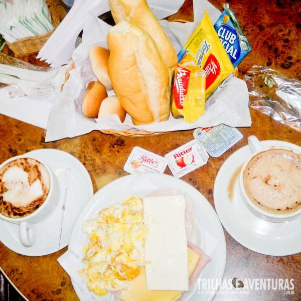 Café da manhã para 2 em pleno Aeroporto do Galeão por 19,50!