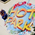 A adrenalina toma conta nas atrações do Hot Park