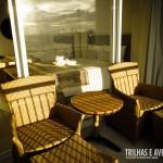 Varanda do quarto no Rio Quente Cristal Resort