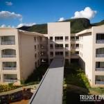 Blocos bem divididos do Rio Quente Cristal Resort